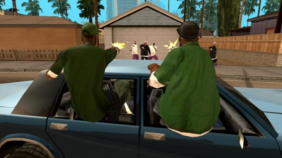 GTA San Andreas - screenshot