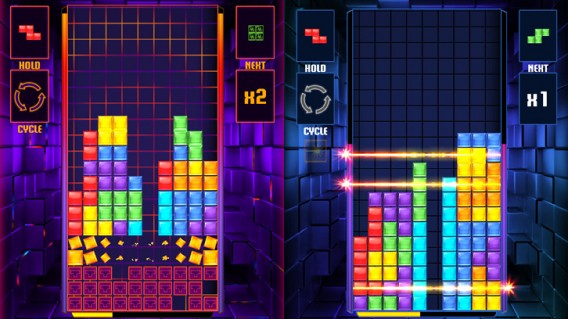 tetris Blitz - screenshots