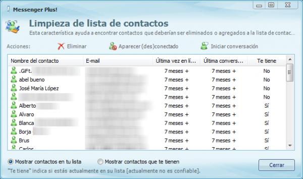 Se acabó la espera: Messenger Plus para WLM 2011