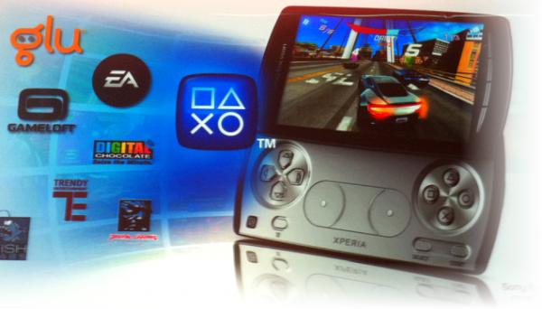 Xperia Play: Un móvil con alma de Playstation