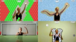 Juegos para webcam: tú tienes el control