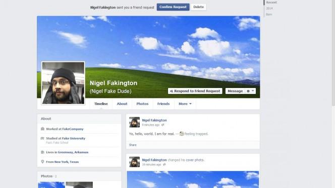 Cómo reconocer un perfil falso en Facebook