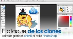 Clones gratuitos de Photoshop para el navegador