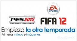 Empieza la otra temporada: avance de FIFA 12 y PES 2012