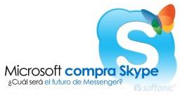 Microsoft compra Skype: ¿habrá Skypenger 2012?