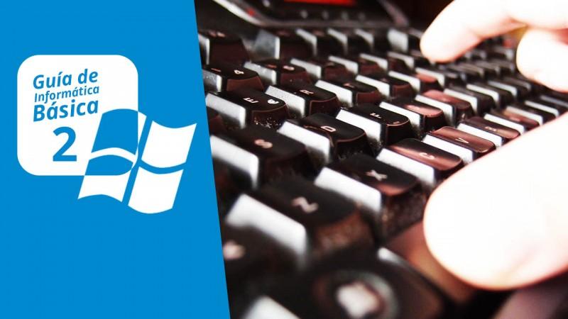 Curso de informática básica 2: ratón y teclado