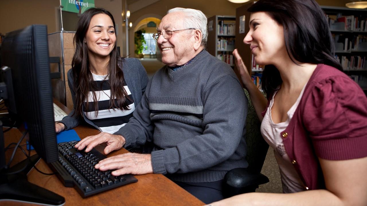 Eldy, el navegador para la tercera edad