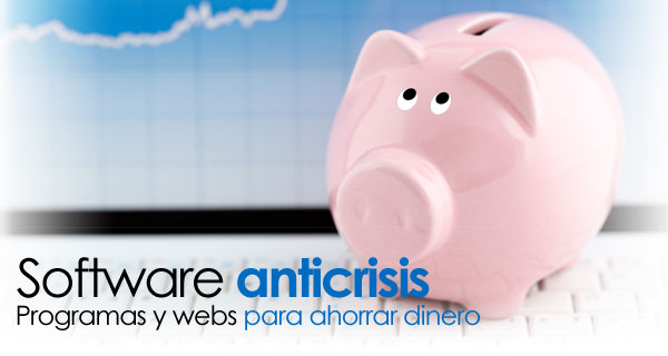 Programas y webs para ahorrar dinero