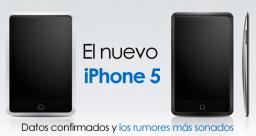 ¿Cómo será el nuevo iPhone 5?