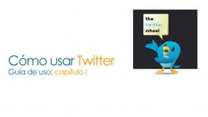 Guía de uso para Twitter (I)