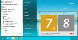 Cómo volver al menú Inicio clásico en Windows 8