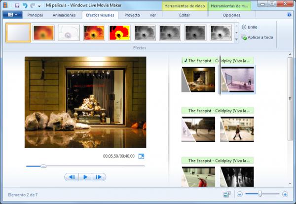 programa para hacer videos con fotos
