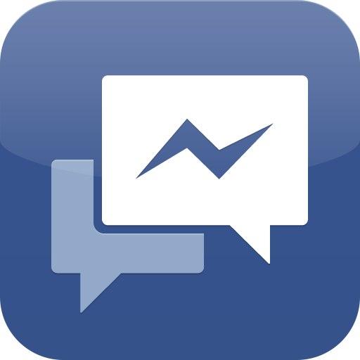 Icono de Facebook Messenger