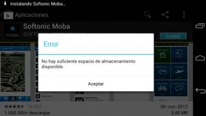 Cómo obligar Android a instalar apps en la tarjeta SD de tu móvil o tablet