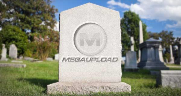 MegaUpload: Descanse en Paz...