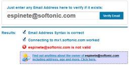Cómo saber si una dirección de correo es auténtica