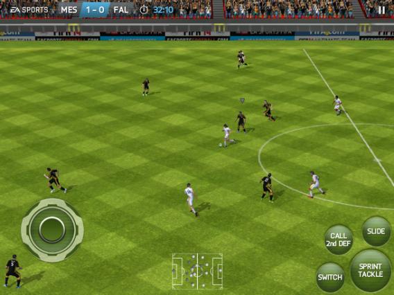 Los Mejores Juegos De Futbol Para Telefonos Moviles
