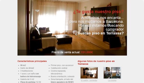 Por cuanto puedo vender mi piso finest with por cuanto puedo vender mi piso excellent imagen - Por cuanto puedo vender mi casa ...