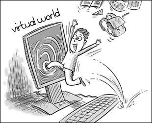 vício a internet