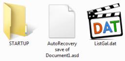 Guarda tus documentos de Word automáticamente