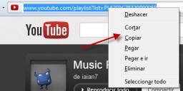 Cómo descargar listas de reproducción de YouTube como canciones MP3