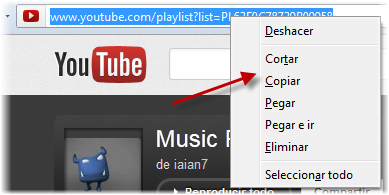 descargar audios de youtube