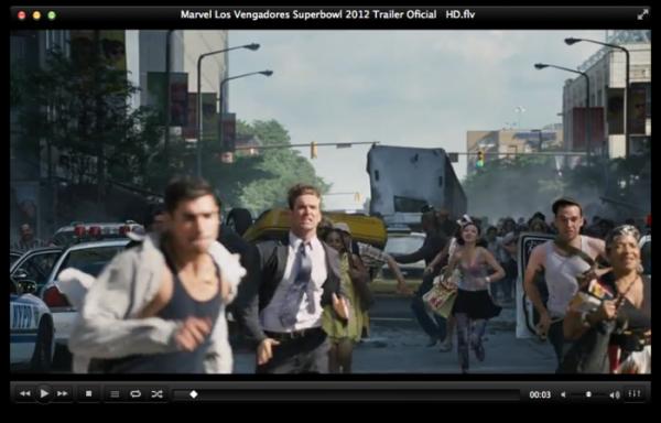 Alternativas a Perian para ver vídeos en OS X