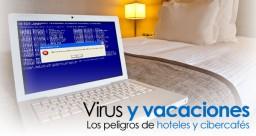 Virus y vacaciones: seguridad informática al viajar