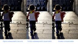 GIMP al rescate de las fotos de tus vacaciones