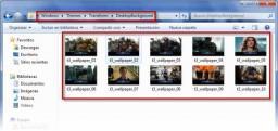 Temas de Windows 7: saca sus imágenes y crea nuevos