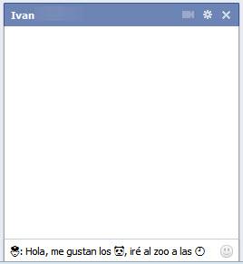 chat windows