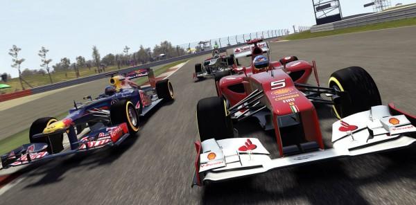 F1 2012 mostrará varios modos nuevos de juego en la Gamescom 2012