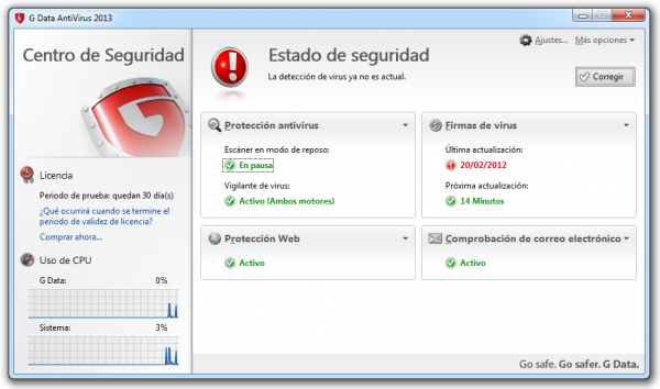 Sorteamos 25 licencias de G Data Antivirus 2013, ¡gana la tuya!