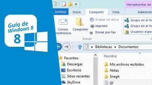 Guía de Windows 8 (8): Explorador de archivos y otras mejoras