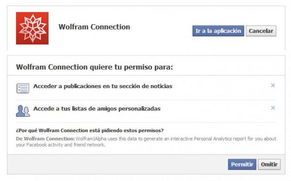Wolfram Alpha lo sabe todo de tu Facebook