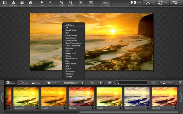 MacPhun y Softonic te regalan FX Photo Studio para Mac