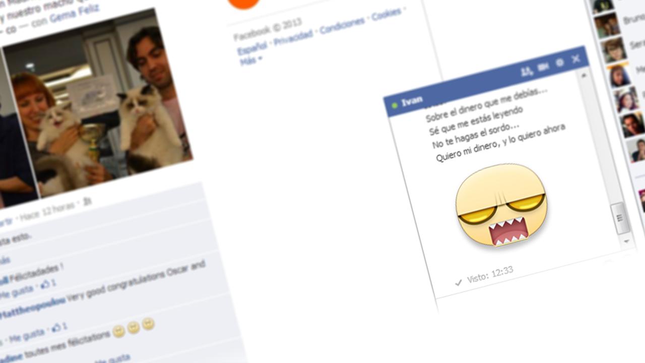 Evita que Facebook muestre cuando has leído un mensaje