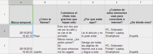 Excel de resultados