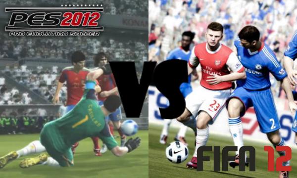 PES 2012 vs FIFA 12: ¿cuál es el mejor?