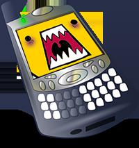 Smartphone diabólico