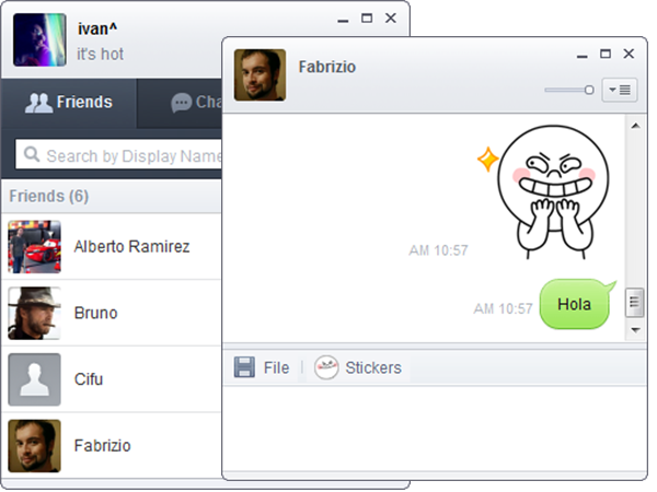 Line para Windows