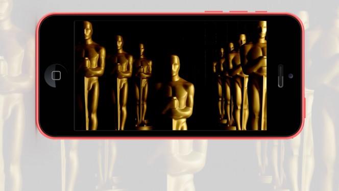 Oscars 2014: Apps de iOS y Android imprescindibles para cinéfilos