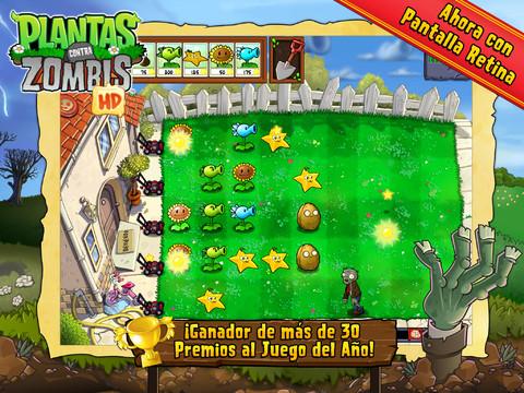 Plants Vs Zombies Gratis Para Iphone Y Ipad