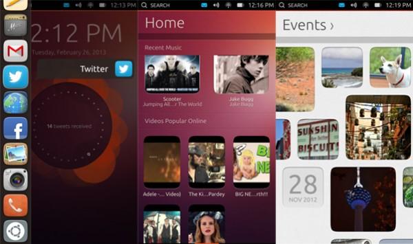 Firefox y Ubuntu: el móvil de todos frente al móvil para todo