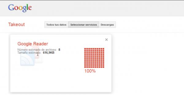 Cómo exportar las suscripciones RSS de Google Reader