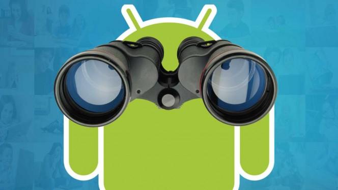 Android-Binocular