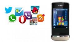 10 aplicaciones imprescindibles para tu Nokia Asha