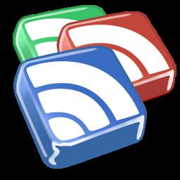 El icono Google Reader
