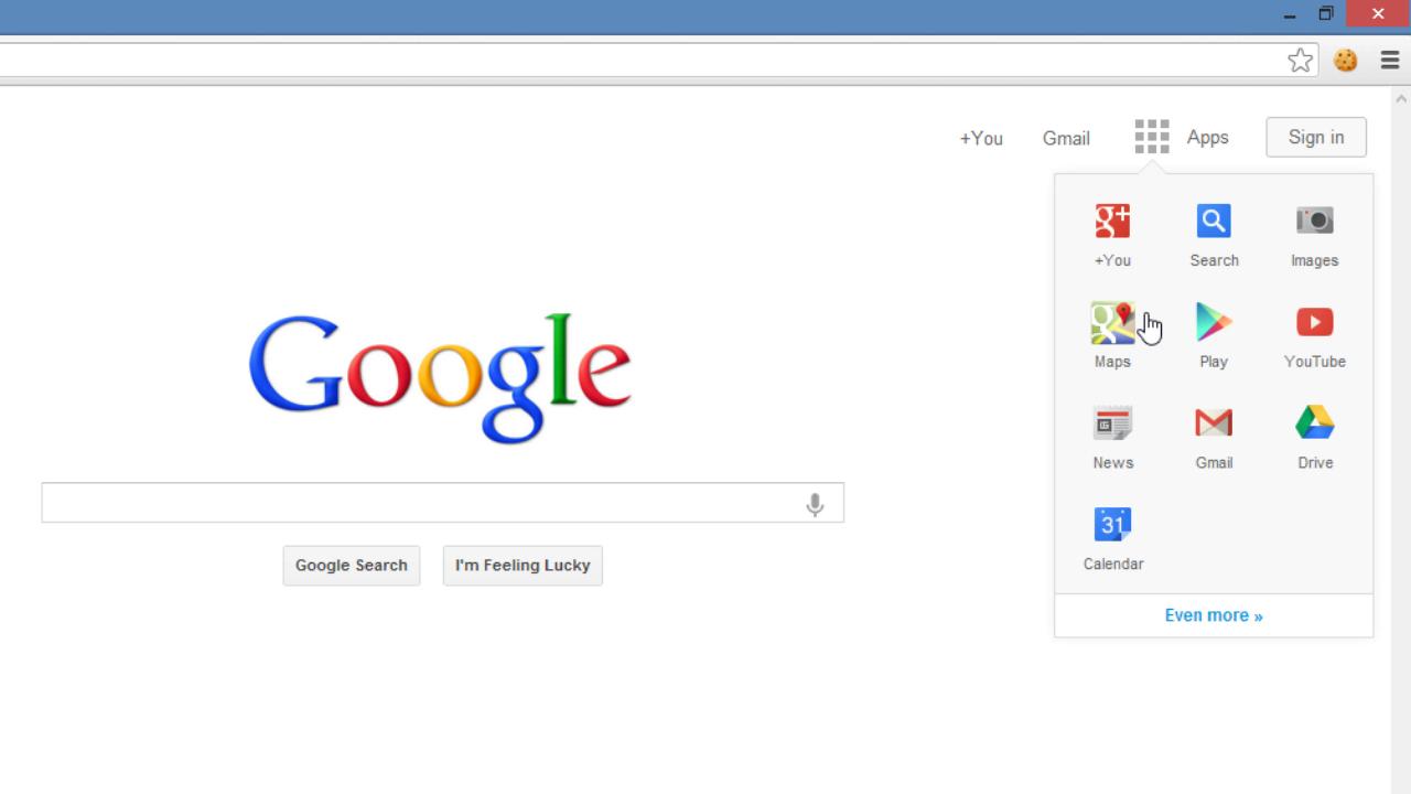 Descubre la nueva interfaz de Google