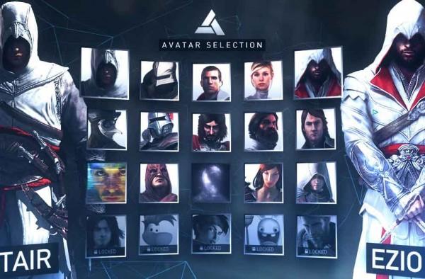 Assassins Creed 4 personajes